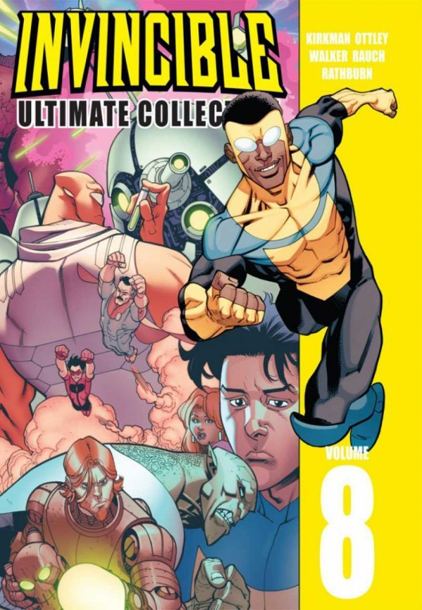 Invincible Ultimate Collection Vol. 8 HC