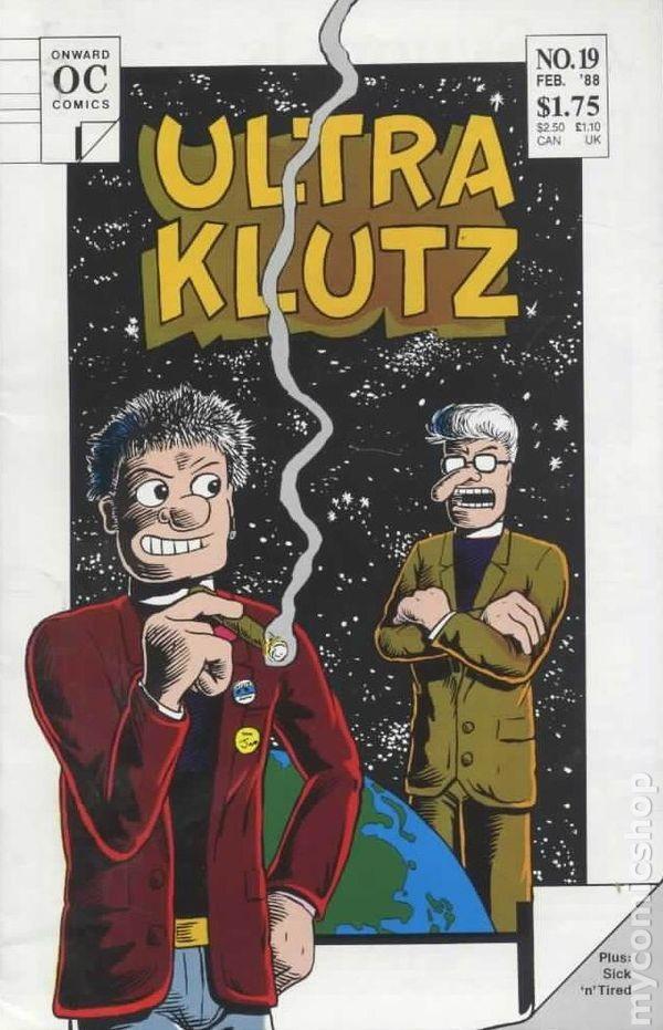 Ultra Klutz #19