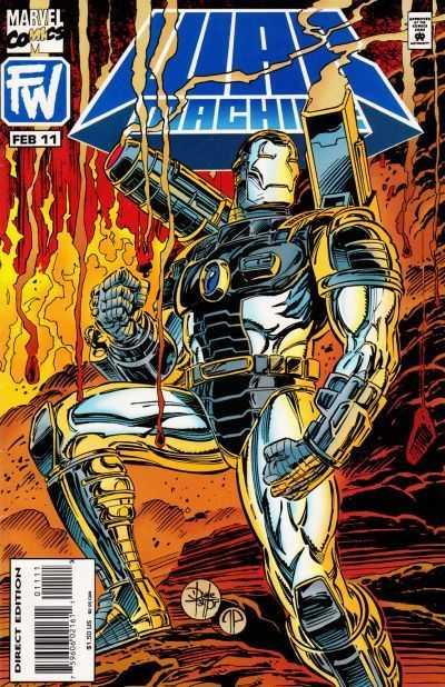 War Machine #11