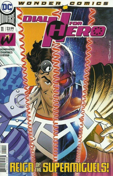 Dial H for Hero #11