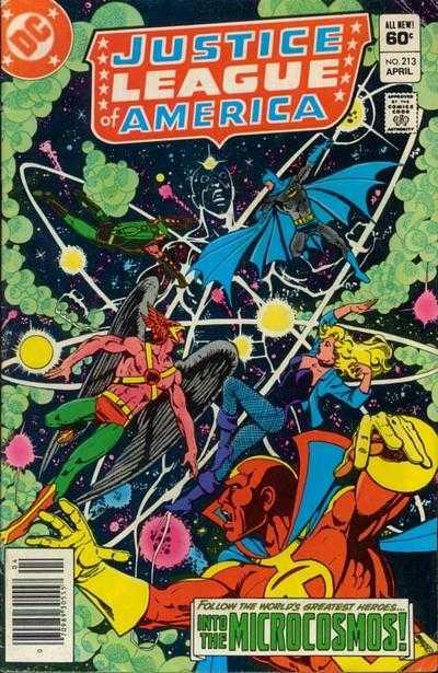 Justice League of America #213