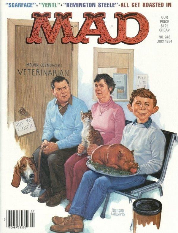 Mad Magazine #248