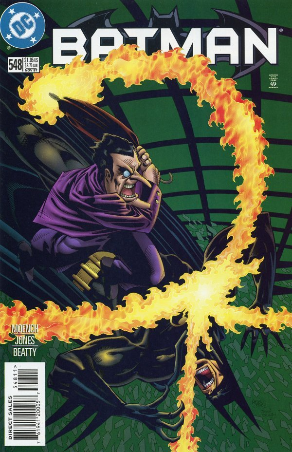 Batman #548