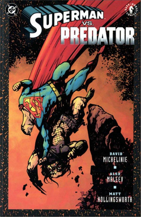 Superman vs. Predator TP