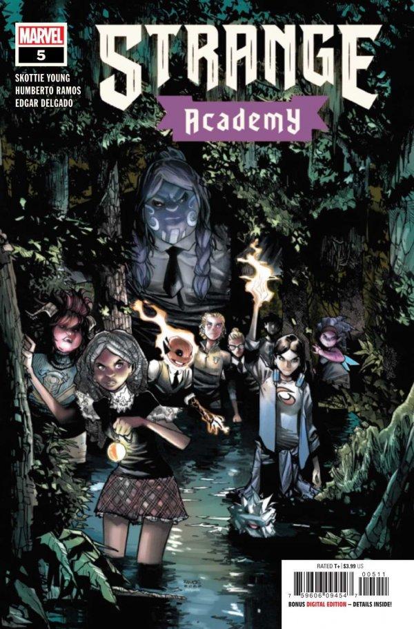 Strange Academy #5