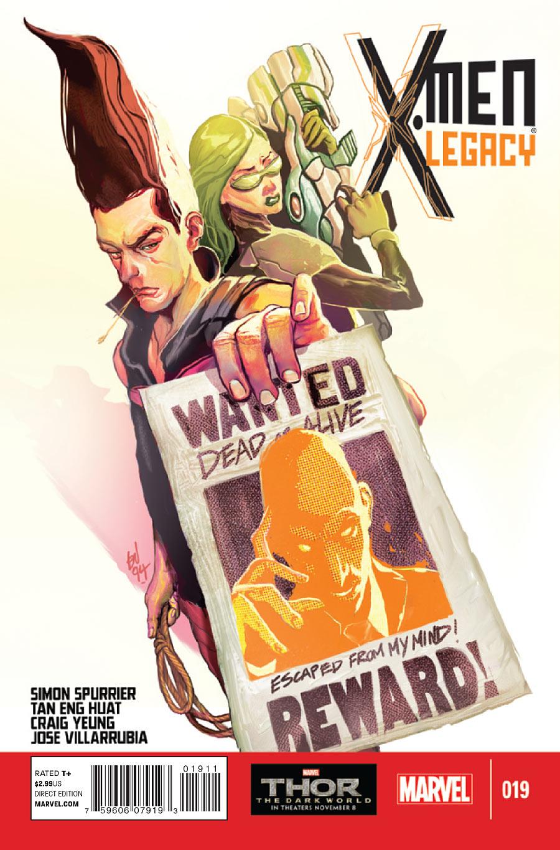X-Men: Legacy #19