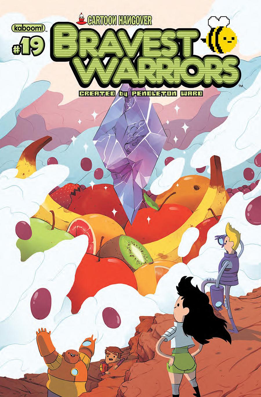 Bravest Warriors #19