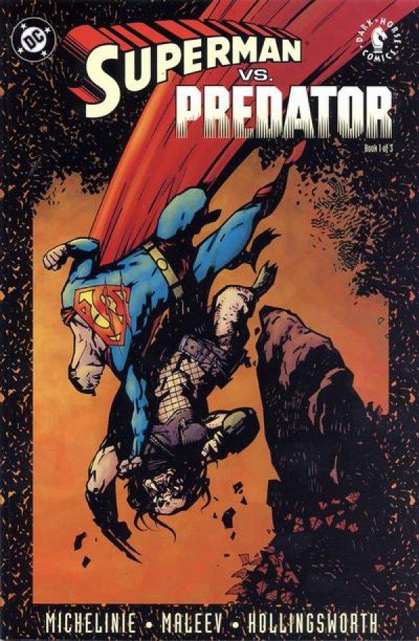 Superman vs. Predator #1