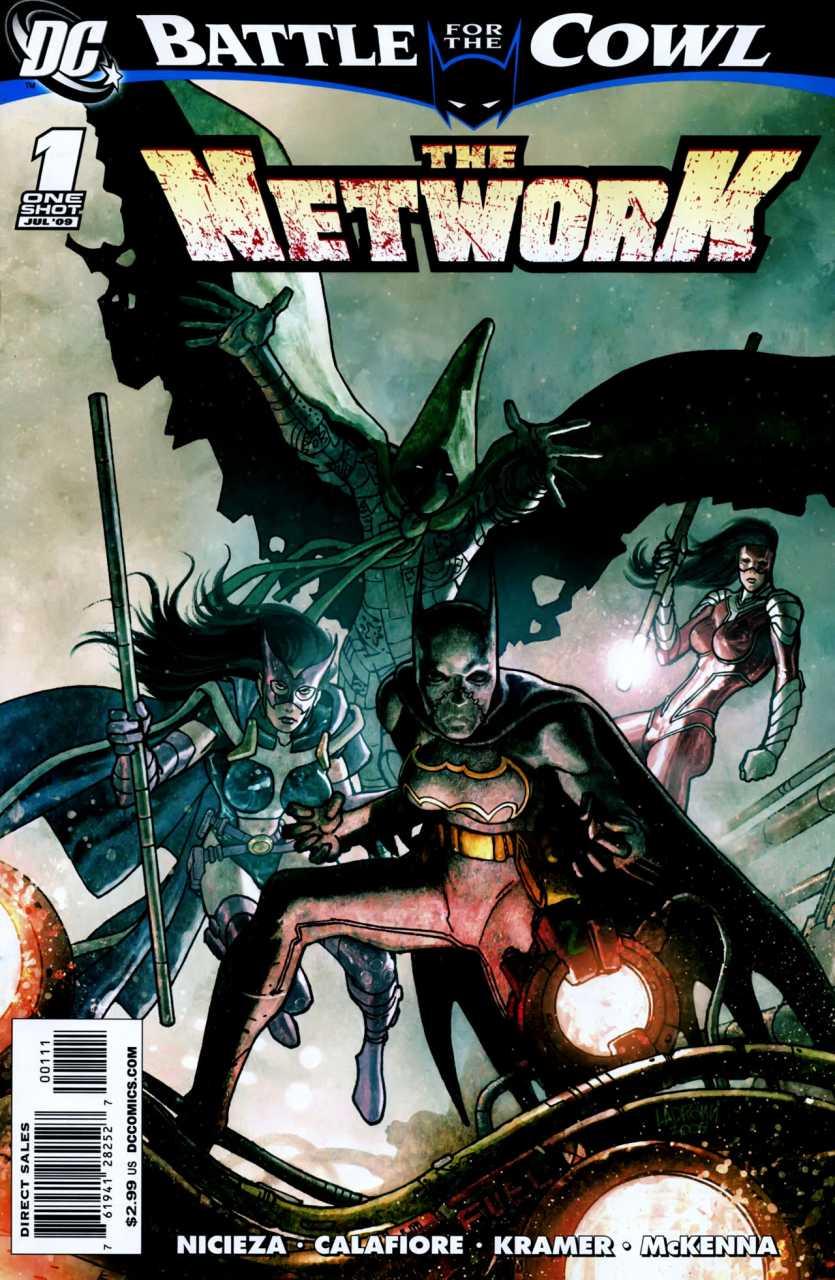 Batman: Battle for the Cowl - The Network