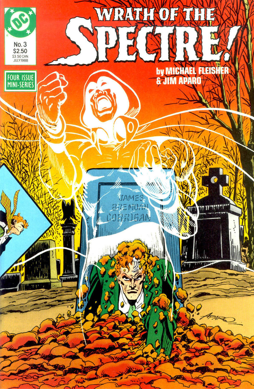 Wrath of the Spectre #3