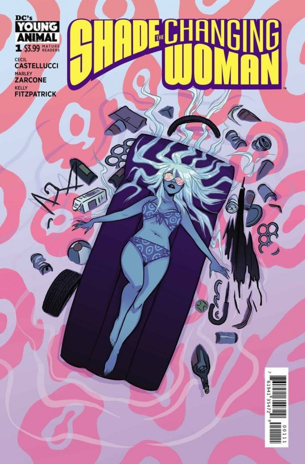 Shade, The Changing Woman #1