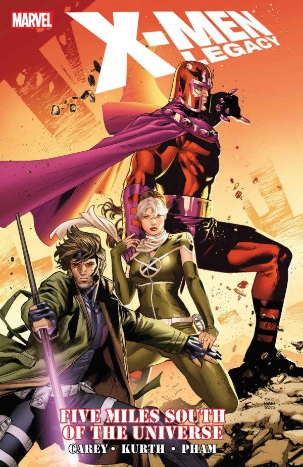 X-Men: Legacy - Five Miles South of the Universe HC