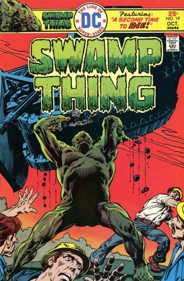 Swamp Thing #19