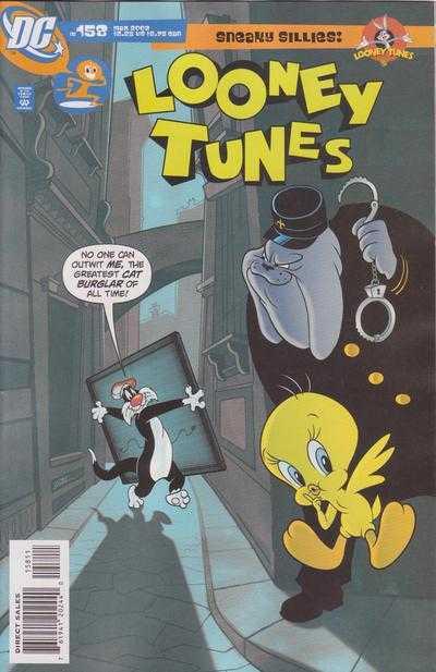 Looney Tunes #158