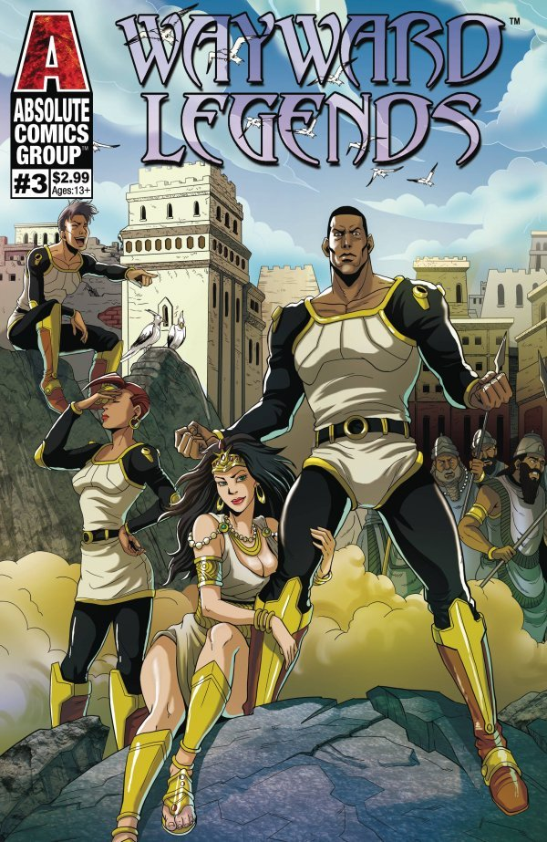 Wayward Legends #3