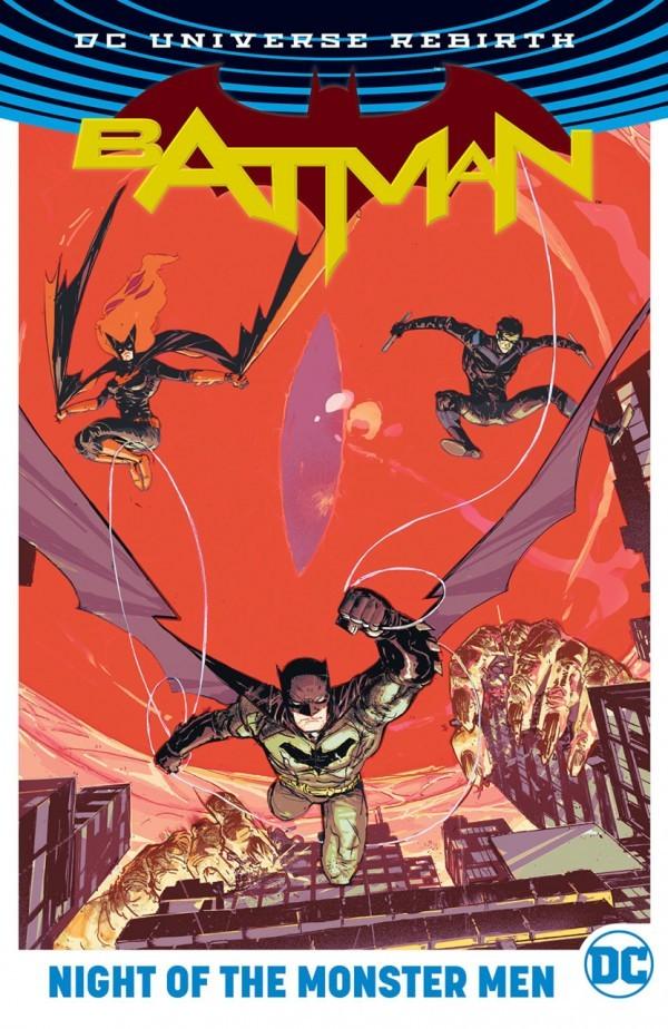 Batman: Night of the Monster Men HC