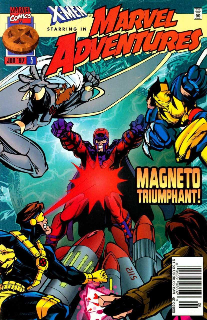 Marvel Adventures #3