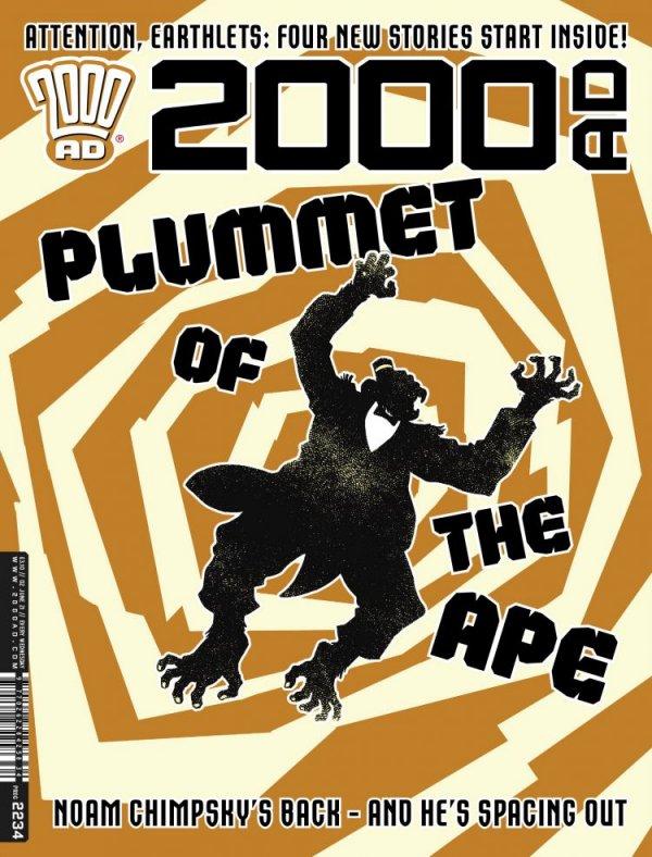 2000 AD #2234