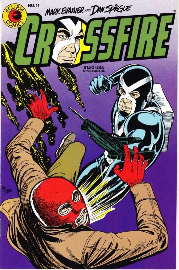 Crossfire #11