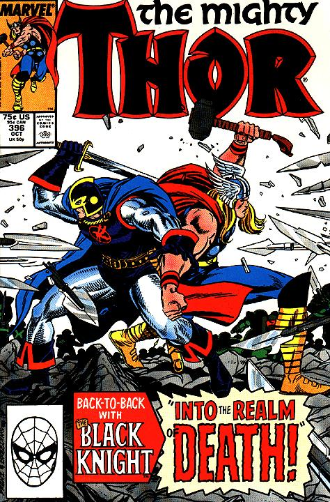 The Mighty Thor #396