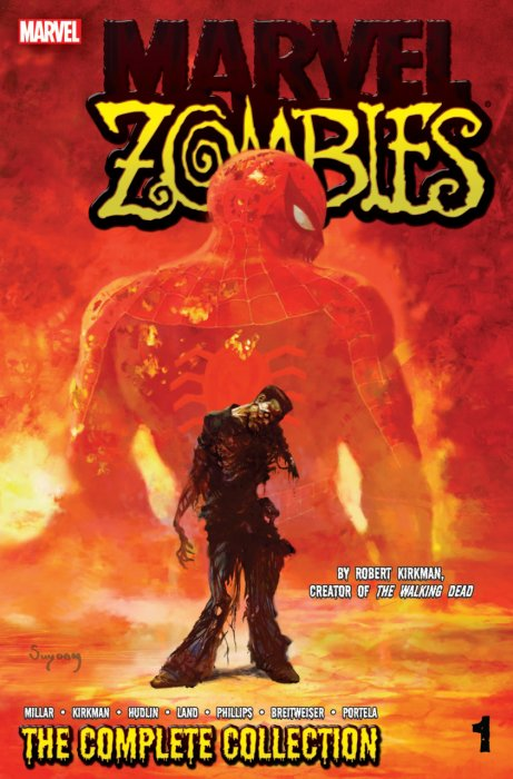 Marvel Zombies Vol. 1: The Complete Collection TP