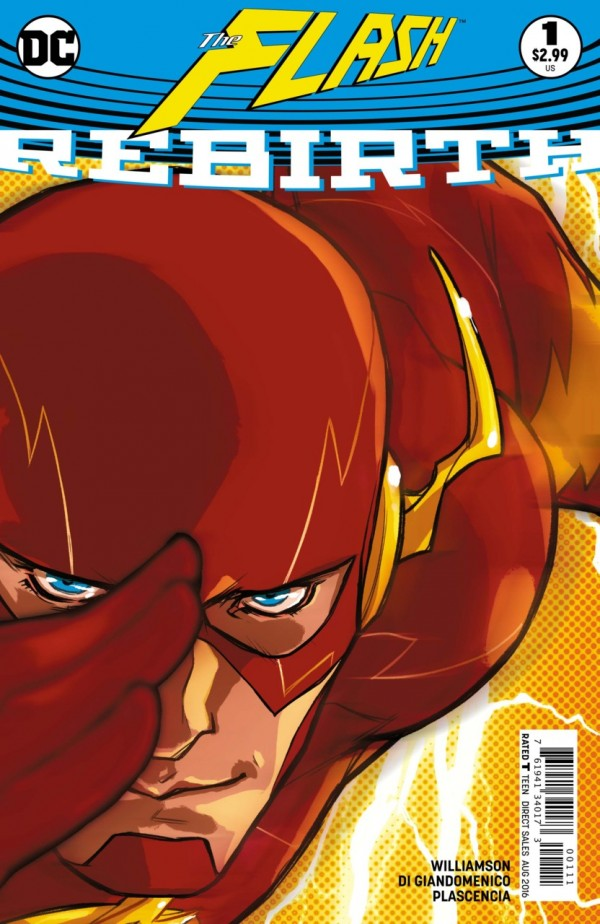 The Flash: Rebirth #1