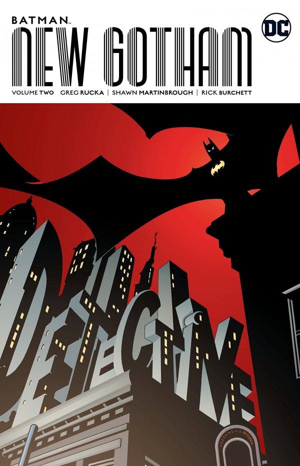 Batman New Gotham Vol. 2 TP