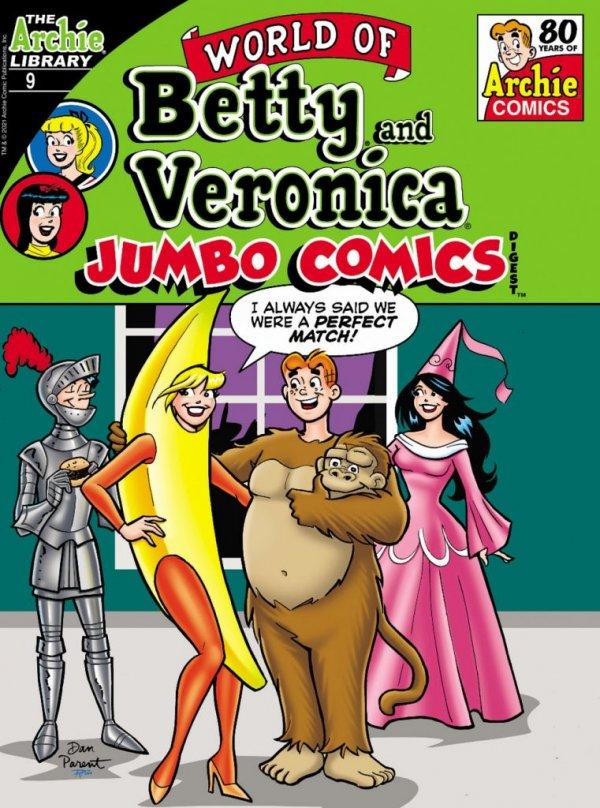 World of Betty and Veronica Jumbo Comics Digest #9