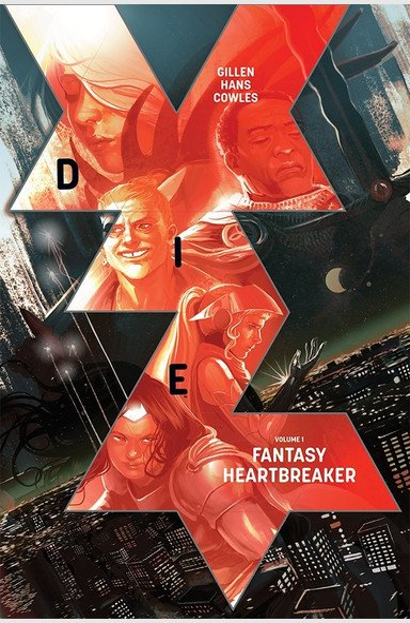 DIE Vol. 1: Fantasy Heartbreaker TP