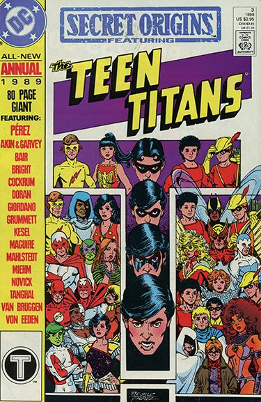 Secret Origins Annual #3