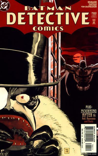 Detective Comics #782