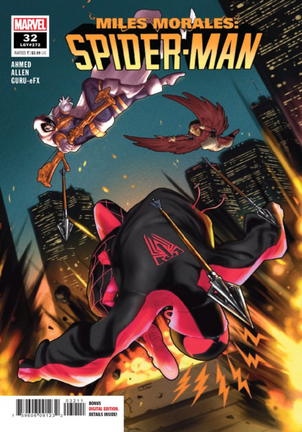 Miles Morales: Spider-Man #32