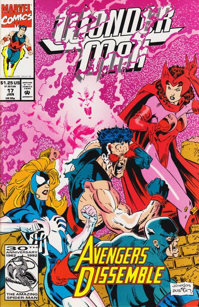 Wonder Man #17