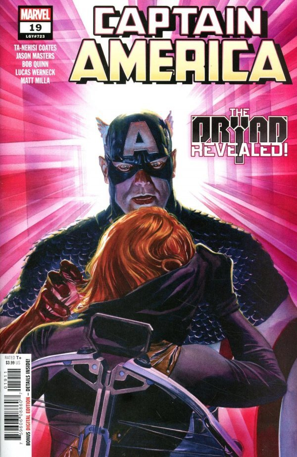 Captain America #19 review