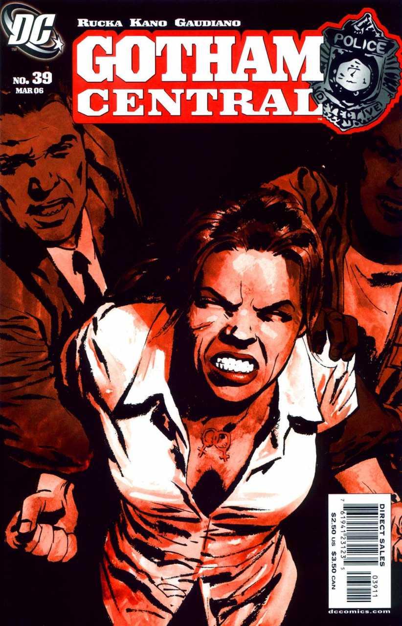 Gotham Central #39