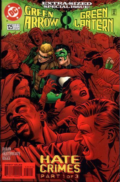 Green Arrow #125