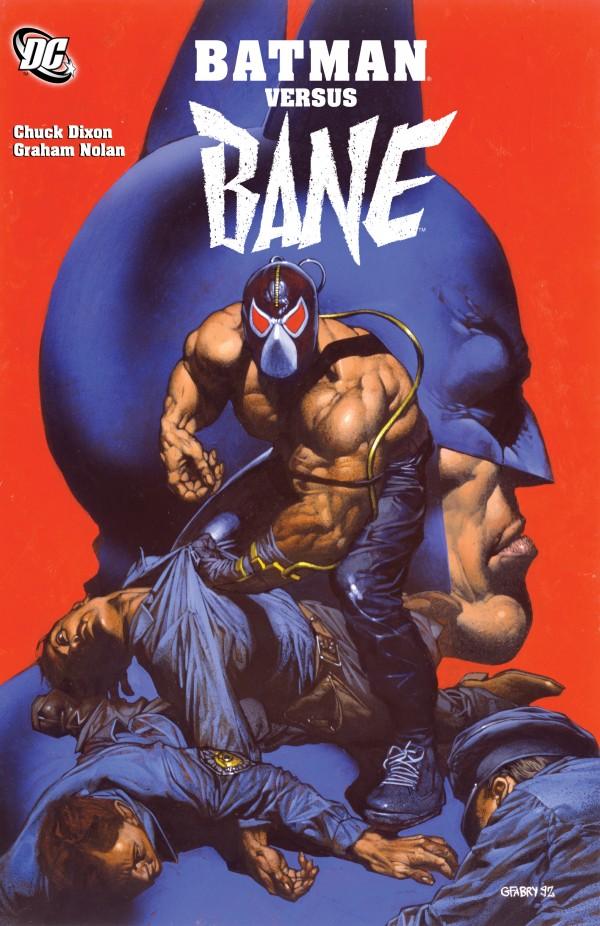 Batman vs. Bane TP