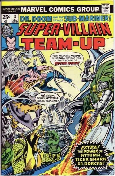 Super-Villain Team-Up #3