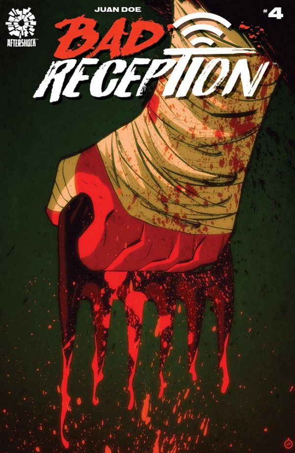 Bad Reception #4 review