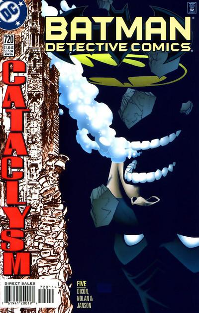 Detective Comics #720