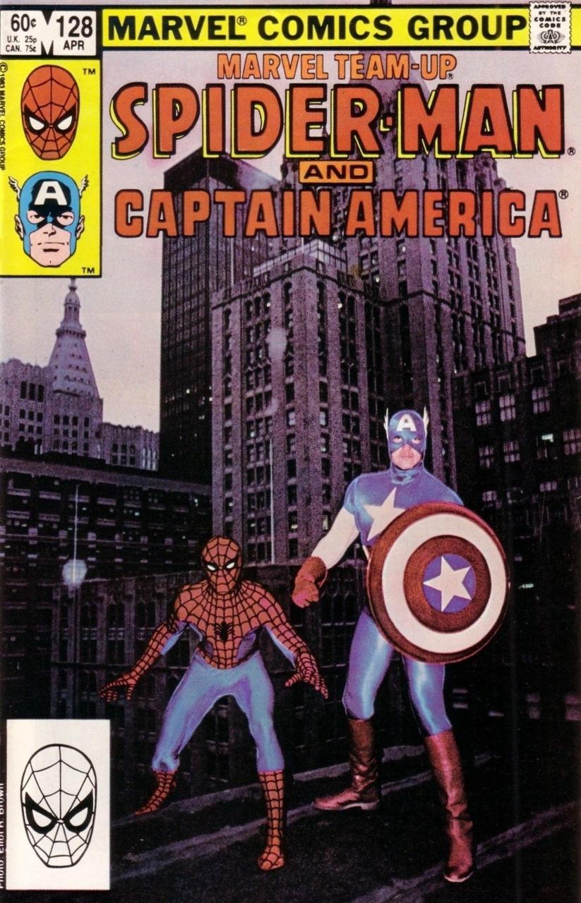 Marvel Team-Up #128