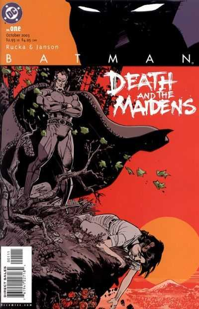 Batman: Death and the Maidens #1