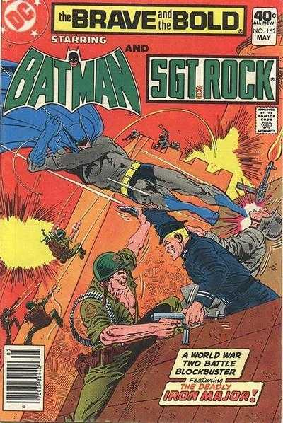 The Brave and the Bold #162