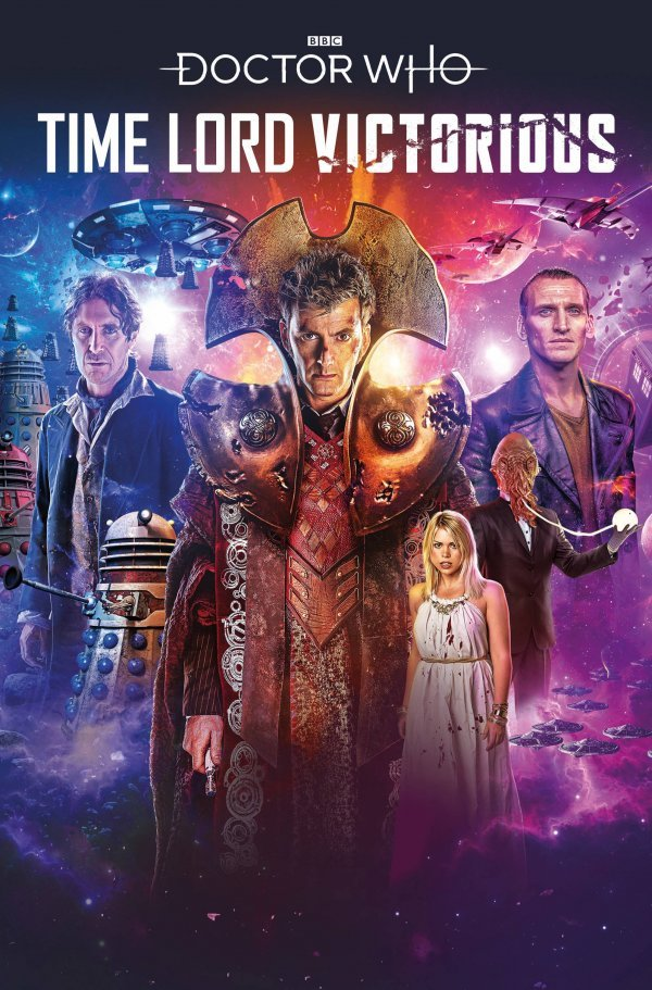 Doctor Who: Time Lord Victorious #1 review
