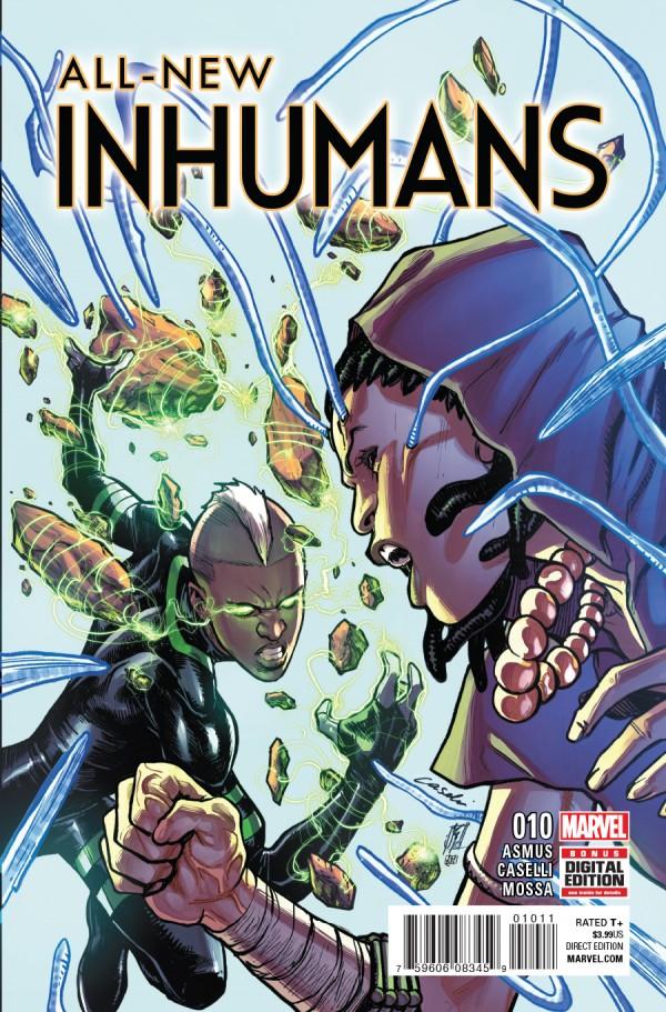 All-New Inhumans #10