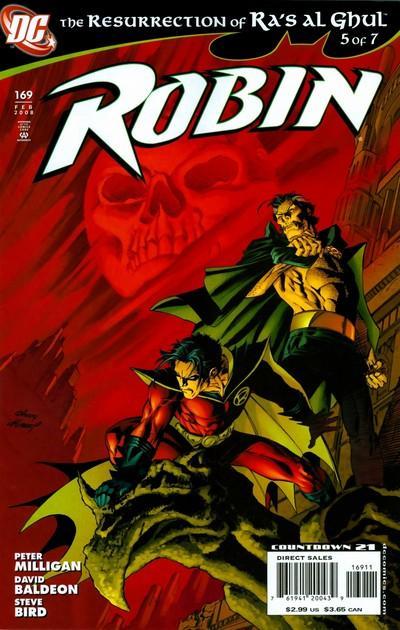 Robin #169