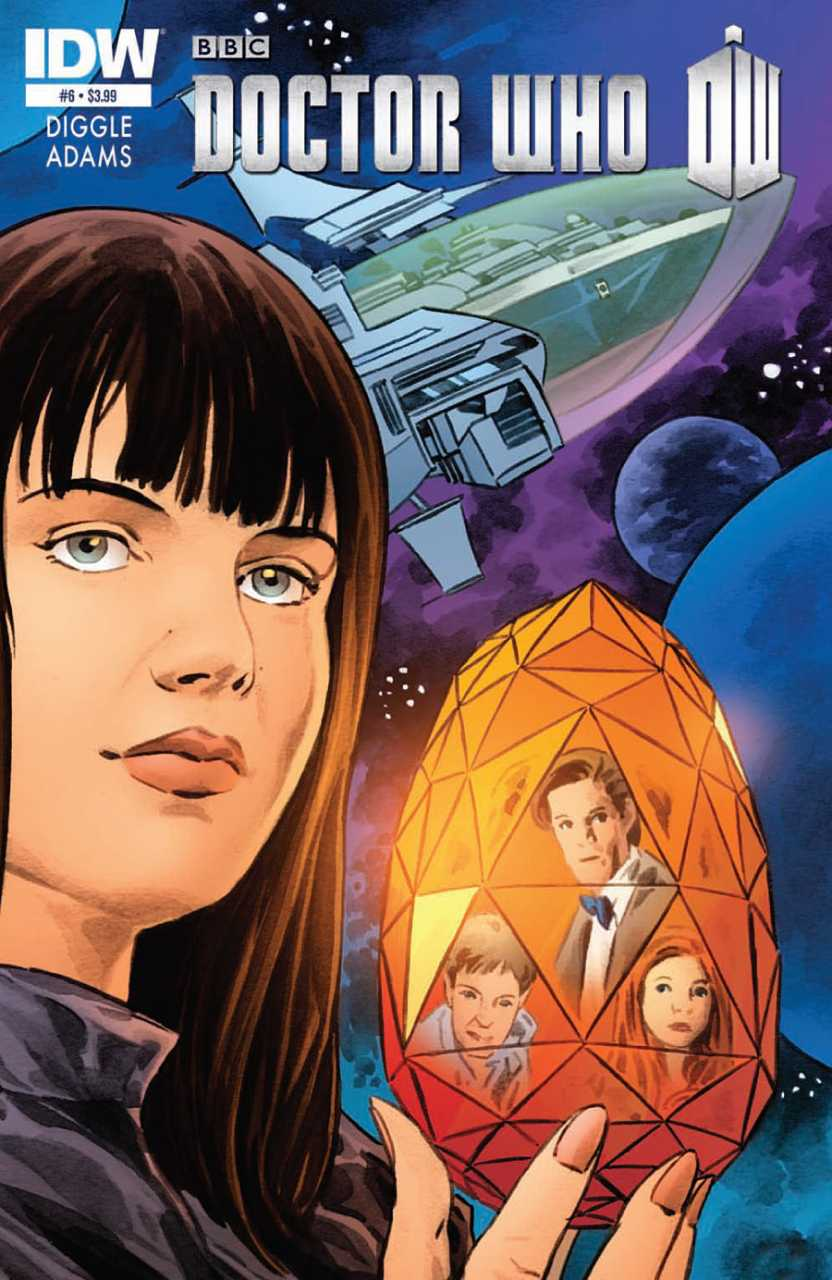 Doctor Who #6