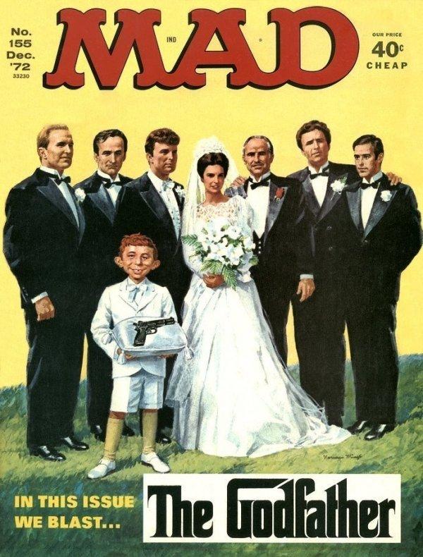 Mad Magazine #155