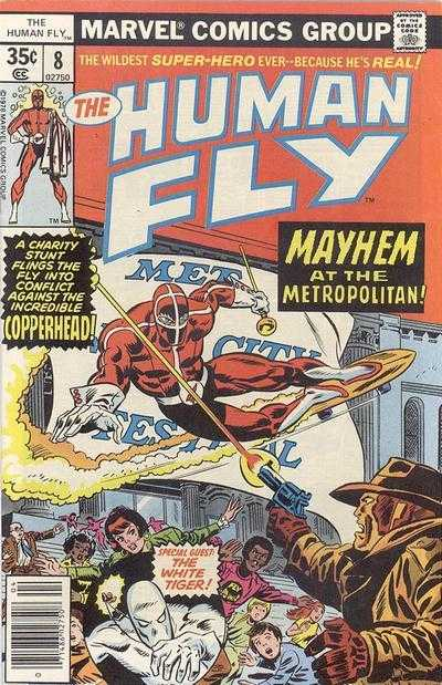 The Human Fly #8