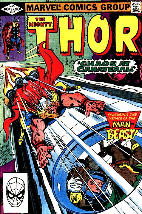 The Mighty Thor #317